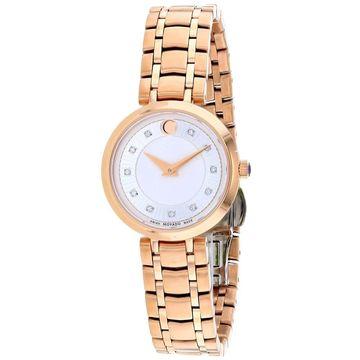Movado Women's 1881 Watch - 0607100