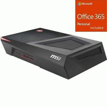 MSI Trident 3 Gaming Desktop Computer Intel Core i7 16GB RAM + Office 365 Bundle