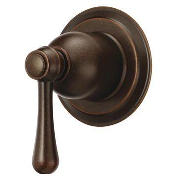 Danze D560957Brt Tumbled Bronze Opulence Volume Control Valve Trim Kit