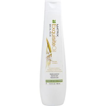 BIOLAGE by Matrix EXQUISITE OIL OIL CREME CONDITIONER 13.5 OZ for UNISEX ---(Package Of 6)