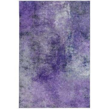 Dalyn Nebula NB5 Purple 9' x 13' Area Rug