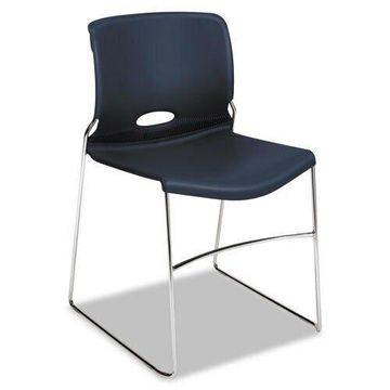 HON Olson High-Density Stacking Chair Regatta HON4041RE
