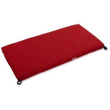 Blazing Needles 51-inch Indoor/Outdoor Bench Cushion