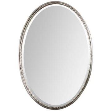 Uttermost Casalina Nickel Mirror