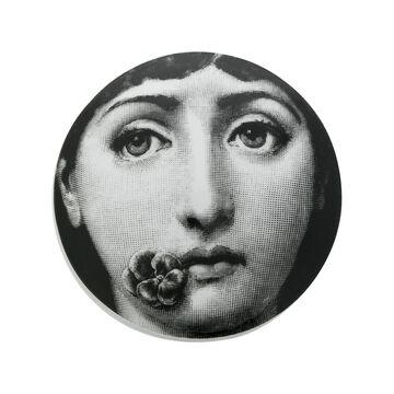 face print plate