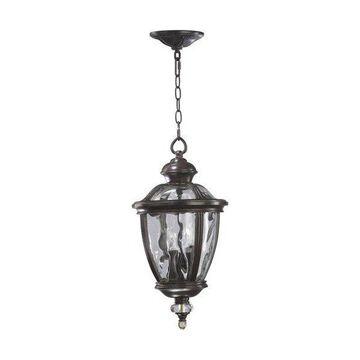 Quorum International Q7222-3 Sloane 3 Light Outdoor Pendant
