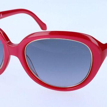 Roberto Cavalli RC 781S 75B Womenas Sunglasses Red Size 56