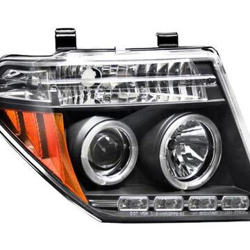 2006 Nissan Pathfinder IPCW Headlights in Black