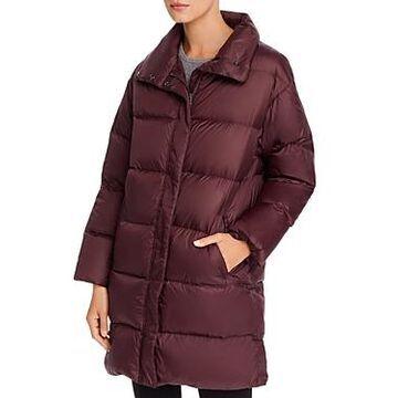 Eileen Fisher Down Puffer Coat