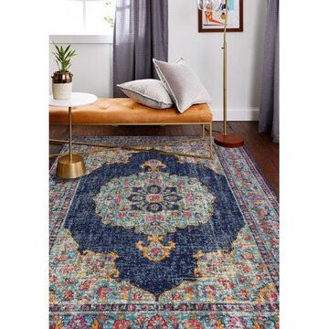 Bashian Carlos Transitional Oriental Area Rug