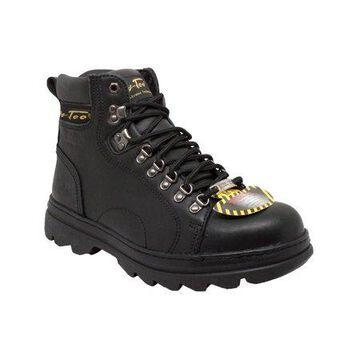 """AdTec Men's 6"""" Steel Toe Hiker Boots"""