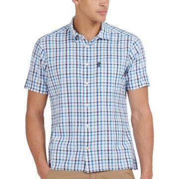 Barbour Men's Tattersall Check Seersucker Shirt