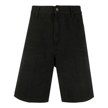 wide-leg cargo shorts
