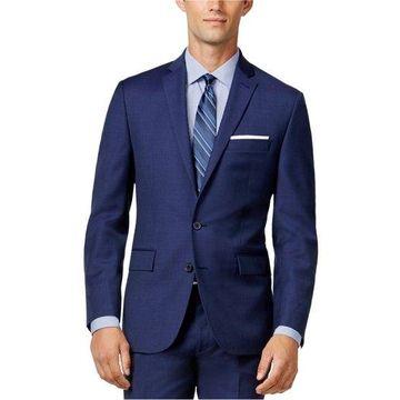 Ryan Seacrest Distinction Mens Modern Fit Two Button Blazer Jacket