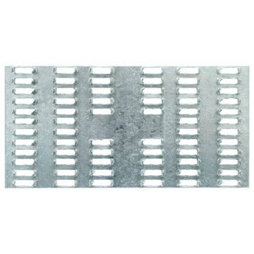 Simpson Strong-Tie MP36 Galvanized Mending Plate, 20-Guage, 3
