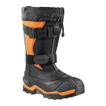 Baffin Men's Selkirk Snow Boot Black/Expedition Gold
