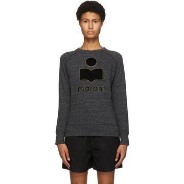 Isabel Marant Etoile Grey Milly Sweatshirt