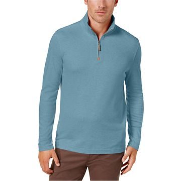 Tasso Elba Mens Supima Pullover Sweater
