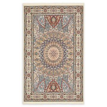 Unique Loom Nain 5' x 8' Area Rug in Ivory