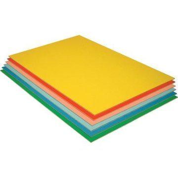 Pacon, PAC5512, Foam Board, 12 / Carton, Assorted