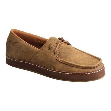 Twisted X Boots Men's MWS0001 Western Moccasin