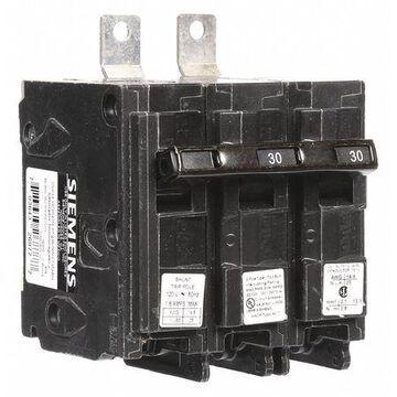 30 A Bolt On Shunt Trip Miniature Circuit Breaker , 120/240V AC