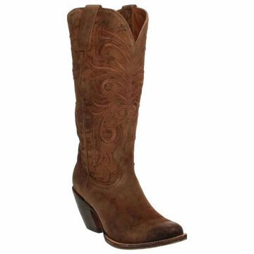 Lucchese Laurelie Cowhide Leather Boots