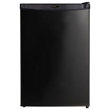 Danby Designer 4.4 Cu. Ft. Black Compact Refrigerator