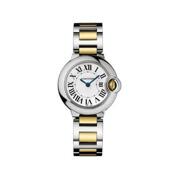 Cartier Women's W2BB0010 'Ballon Bleu' Two-Tone Stainless Steel Watch