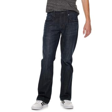 Men's Urban Pipeline Relaxed-Fit Bootcut Jeans