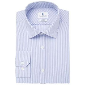 Ryan Seacrest Distinction Men's Ultimate Slim-Fit Non-Iron Performance Stretch Dress Shirt, Created for Macy's