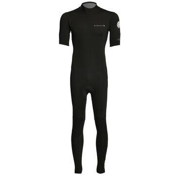 Rip Curl Men's Aggrolite 2mm Short Sleeve Full Backzip Wetsuit
