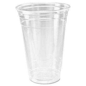 Dart Ultra Clear Cups, 20 oz, PET, 50/Bag, 600/Carton