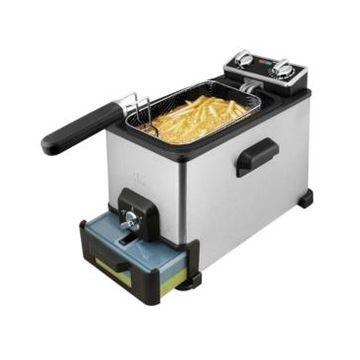 Kalorik 4.0-l. Xl Deep Fryer with Oil filtration system