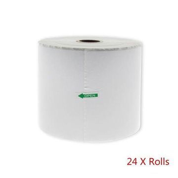 ''''''4'''' x 6'''' Thermal Shipping Labels 500 per (24 roll) For Zebra ZP-500 / 505 / 450''