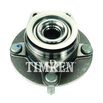 Wheel Bearing and Hub Assembly Front Timken HA590379 fits 09-14 Cube