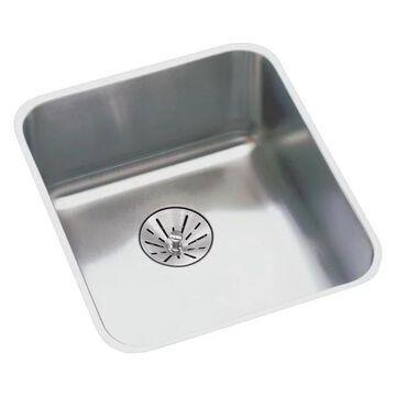 Elkay Lustertone Stainless Steel ADA Sink With Perfect Drain