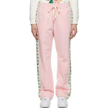 Casablanca Pink Apres Surf Lounge Pants