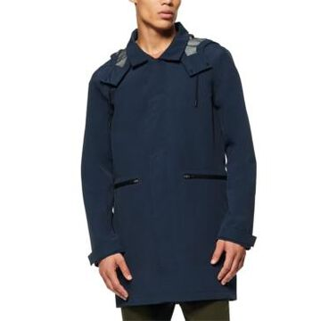 Marc New York Men's Ottley Three-Quarter Length Waterproof Jacket