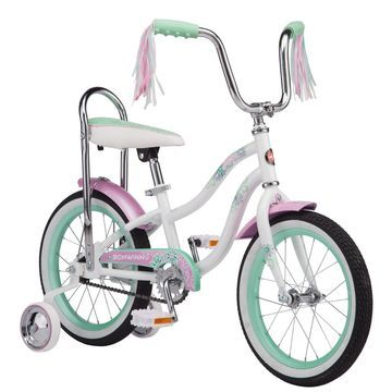 Schwinn Girls SmartStart Jasmine Polo Sidewalk Bicycle