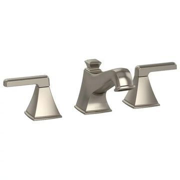 Toto Tl221Dd-Bn Brushed Nickel Connelly Widespread Bathroom Sink Fauce