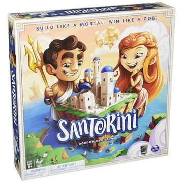 SPIN MASTER BOARD GAMES