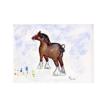 Betsy Drake Clydesdale Horse 30