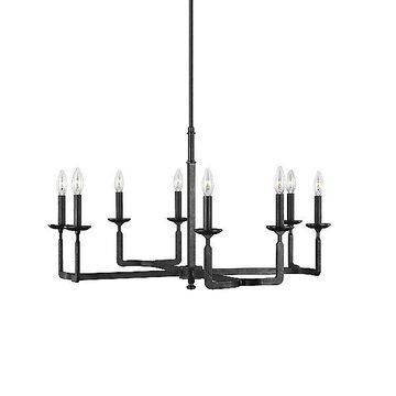 Ansley Chandelier by Feiss