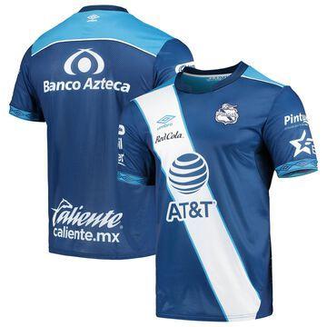 Men's Umbro Royal Club Puebla 2019/20 Away Replica Jersey