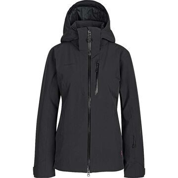 Mammut Women's Stoney HS Thermo Jacket - XL - Black