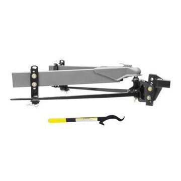 Reese 66558 Steadi-Flex Light Duty Weight Distribution Kit for 6 Inch Tow Frames