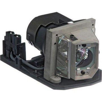 NEC NP100 Projector Housing with Genuine Original OEM Bulb