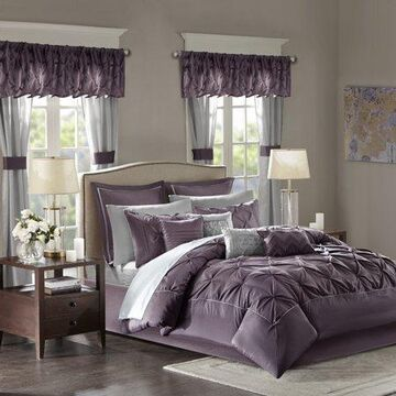 Home Essence Emma Tufted Pieced 24 Piece Room in a Bag