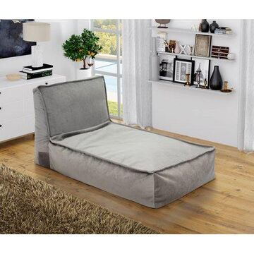 Mainstays Soft Lounge Chaise, Multiple Colors